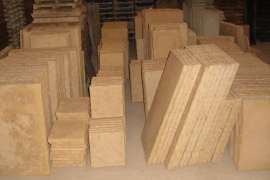 Flagstones ready for delivery