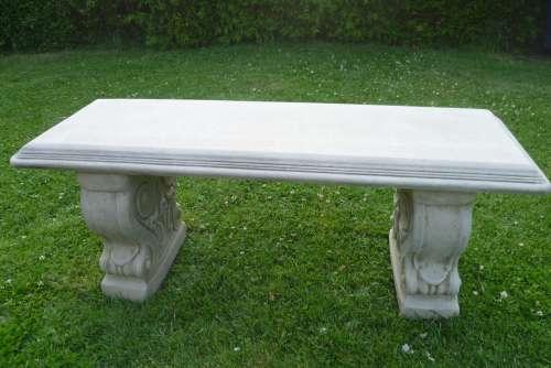 Straight Plain Bench   £65.00