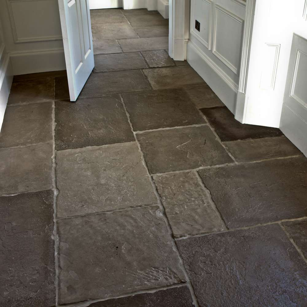 Indoor Flagstone Flooring Floor For Cottage
