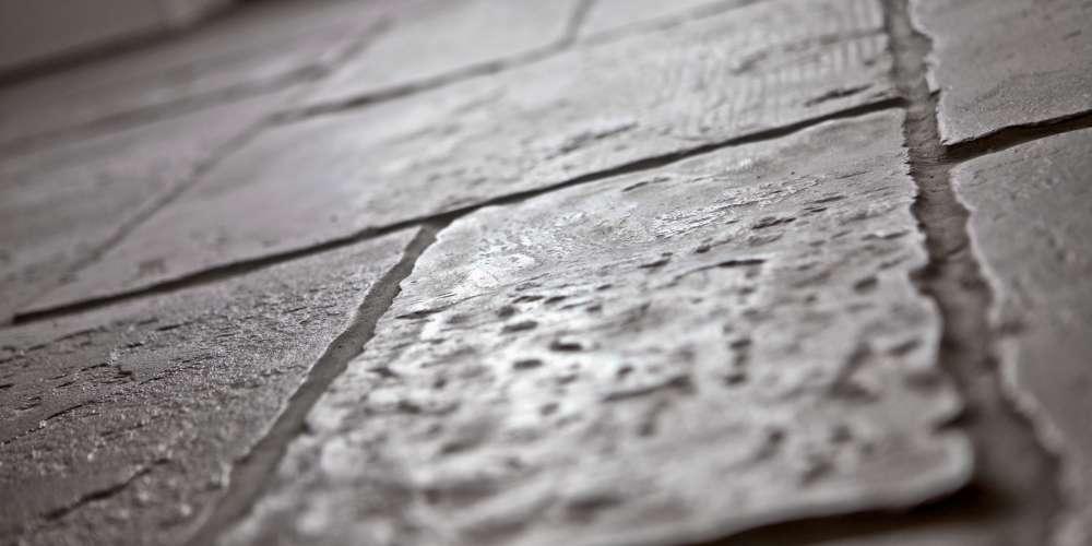 Ye olde stone flooring