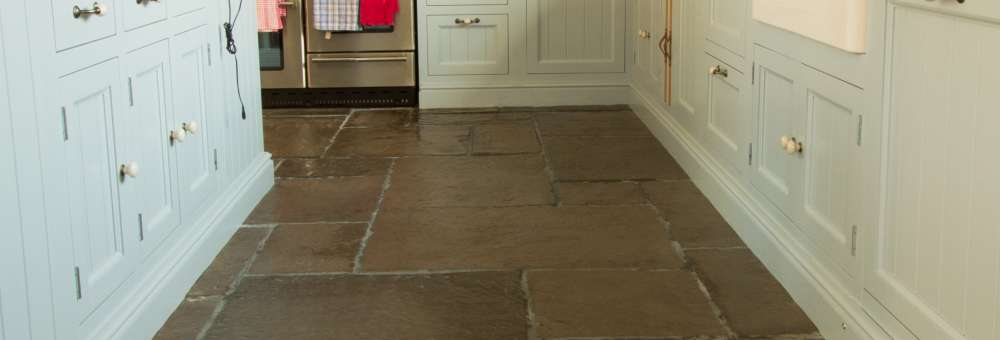 Flagstones for your home flooring and garden paving